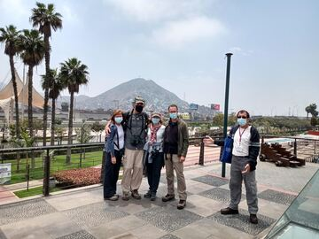 Let's visit Lima and the Catacombs