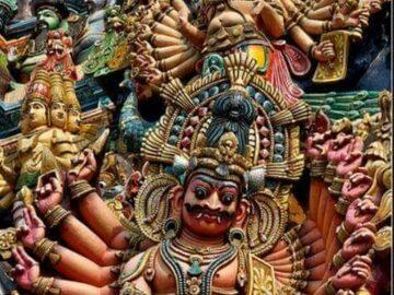 Temple Walking Tour