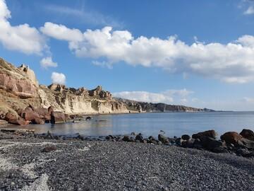 Free tour Akrotiri, Santorini.