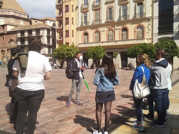 Free Walking Tour Malaga. Get to know the historic center of the city with us