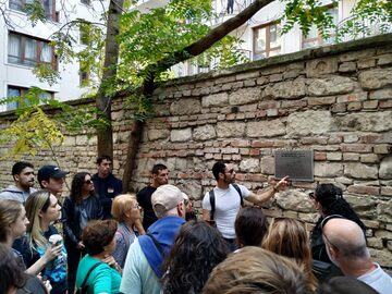 Free Tour del Nazismo y Segunda Guerra Mundial: Barrio judío