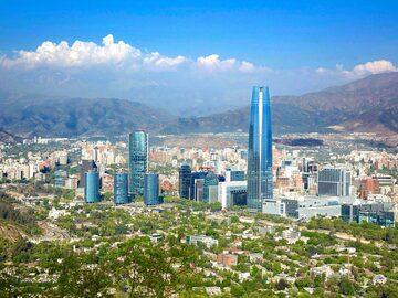 Free tour Santiago de Chile - primer contacto con la ciudad