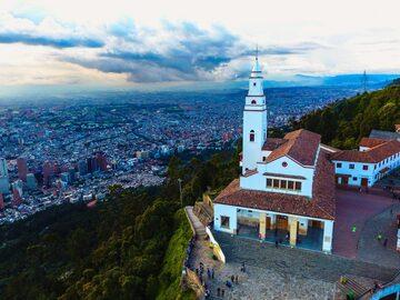 Free Monserrate Tour Bogotá