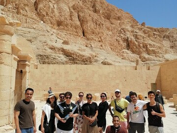Free Tour Luxor: The main archaeological sites