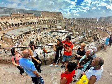 TOUR DENTRO DEL COLISEO (ROMA IMPERIAL)