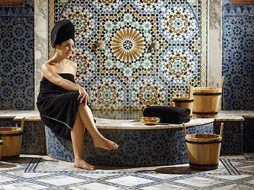 Hammam Experience - Marokkanische traditionelle Dusche
