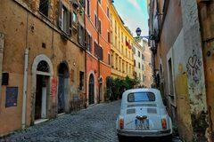 Tour gratuito di Trastevere: il quartiere più affascinante di ...
