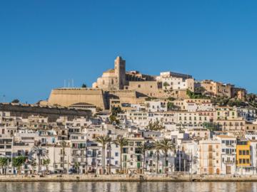 Free walking tour di Dalt Ibiza. La vecchia Ibiza