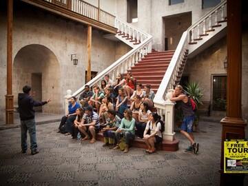 Free walking tour Arequipa
