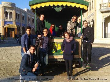 Tour a piedi gratuito di Teheran