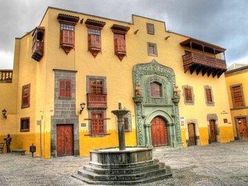 Entdecken Sie die Altstadt von Vegueta mit einem offiziellen Führer.