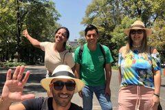 Free tour por Chapultepec