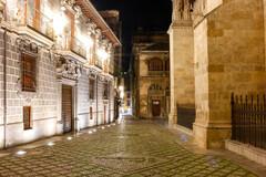 Free Tour de la Granada Oscura: Misterios y Leyendas (Especial Halloween)