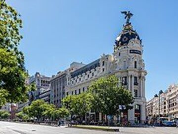 The centre of Madrid's Centre