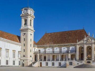 Recorrido por el centro histórico, la universidad y la margen izquierda de Coimbra