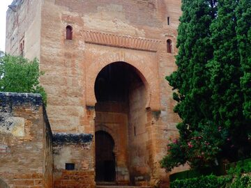 Tour gratuito di Alhambra Nazarí