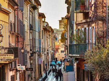 Tour gratuito Aix En Provence