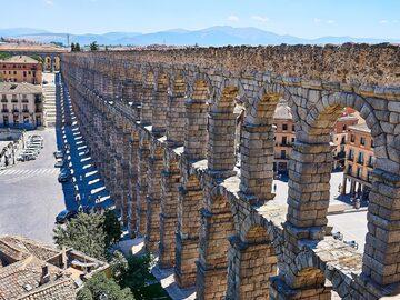 Free Tour Segovia, Patrimonio de la Humanidad