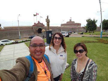Fortaleza Colonial Real Felipe y Puerto del Callao (servicio extra: Museo Naval o Museo Submarino).