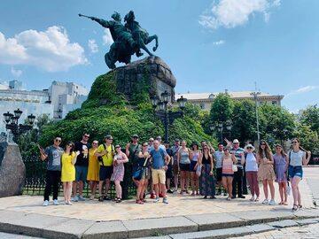 Tour dell'antica Kiev