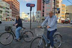 Free tour en bicicleta por Tokio