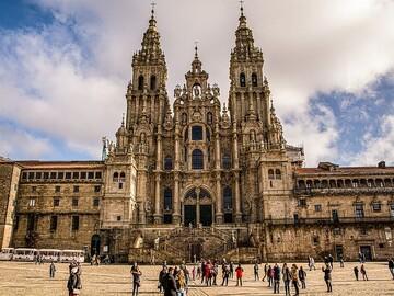 Free Tour Curiosidades de Santiago en una hora.