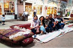 Tour a pie gratuito de Tabriz