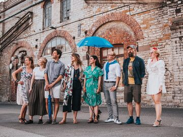Tour a piedi gratuito Storie comuniste di Tallinn