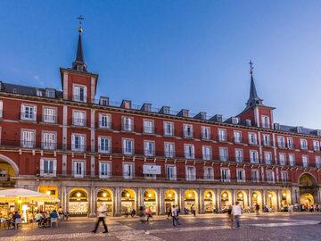 Visita gratuita L'Inquisizione a Madrid
