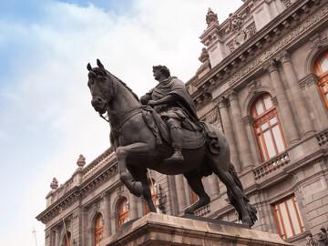 Free Mexico City Historical Center Tour