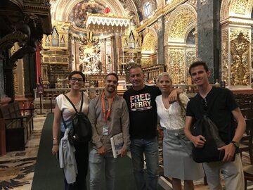 Descubre La Concatedral de San Juan en 40 minutos.