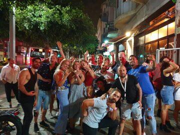 Crawl del pub di Tel Aviv