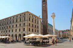 Increíble free tour por Vicenza