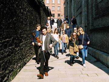 Free Dublin Music Tour