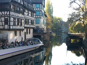 Free tour in the wonderful Strasbourg
