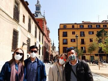 Madrid degli austriaci. Una passeggiata per la città vecchia.