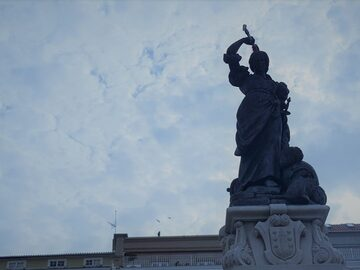 Nachtfreetour der Legenden in A Coruña
