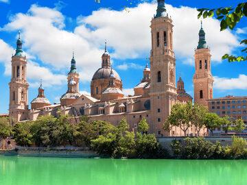 Zaragoza Kostenlose Wanderung