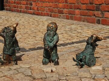 Duendes y Comunismo en Breslavia