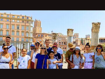 El Mejor Free Tour de Roma Imperial