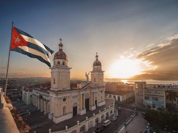 Santiago de Cuba, die Hauptstadt der Karibik