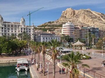 Alicante storica e monumentale