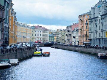 Free tour en el centro de San Petersburgo