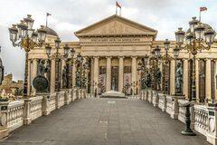 Skopje walk and explore Free Tour