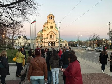 Free Tour Unexpected discoveries in Sofia.