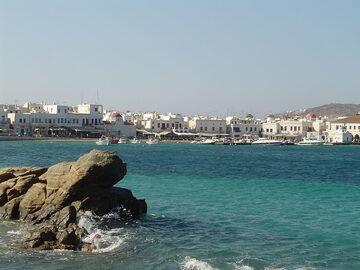 Caminando por Mykonos, la Joya del Mar Egeo - Free Tour
