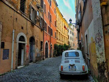Free Tour Trastévere: El Barrio con más encanto de Roma