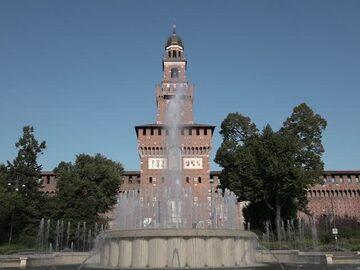 Free walking tour in Milan