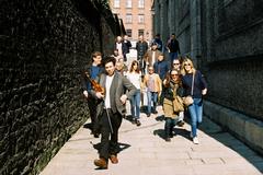 Tour musicale gratuito di Dublino