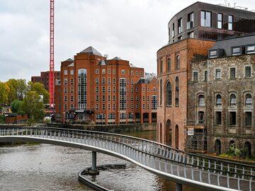 Free walking tour Bristol: Lernen und genießen Sie die Stadt